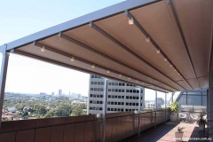 Hamilton Retractable Pergola