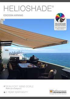 Helioscree Cocoon brochure