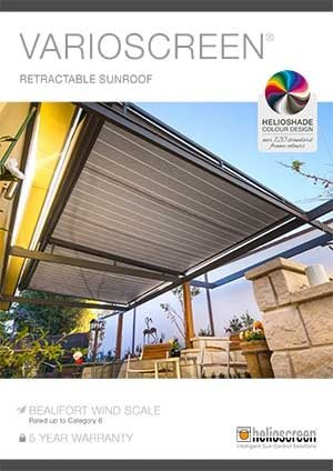 Helioscreen Retractable Sunroof Brochure