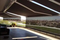 Folding Arm Awnings Queensland