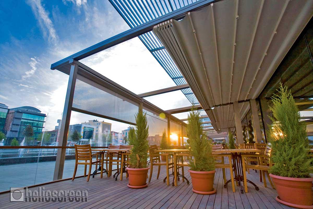 Roofing Retractable New Zealand
