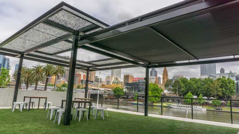 Retractable Pergola Gallery