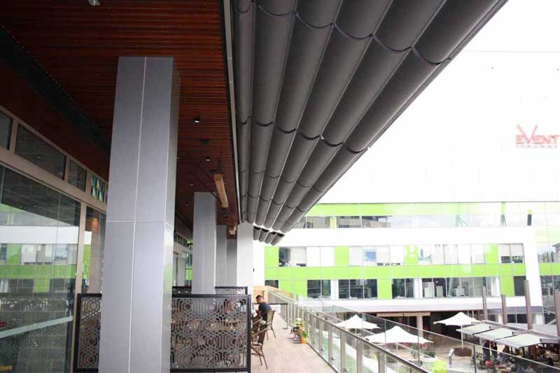 New Zealand Retractable Roof System